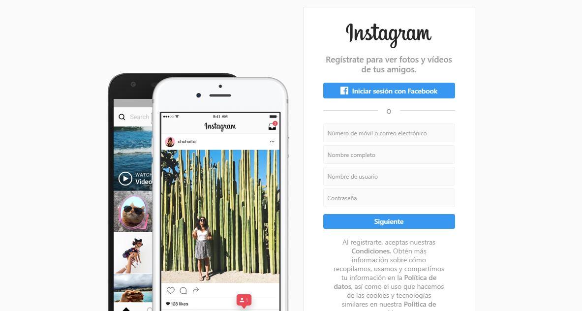 Miles de contraseñas de Instagram se han filtrado en Internet