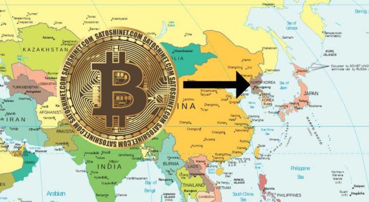 bitcoin corea norte