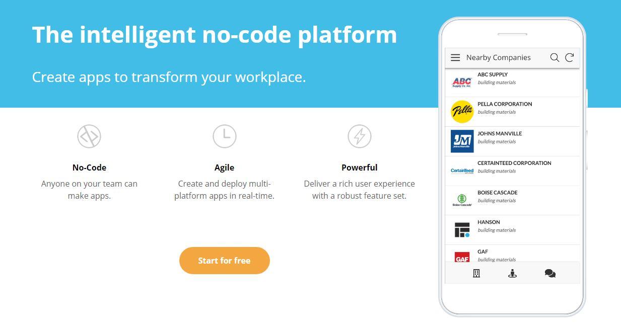 Google compra AppSheet, para hacer apps sin programar