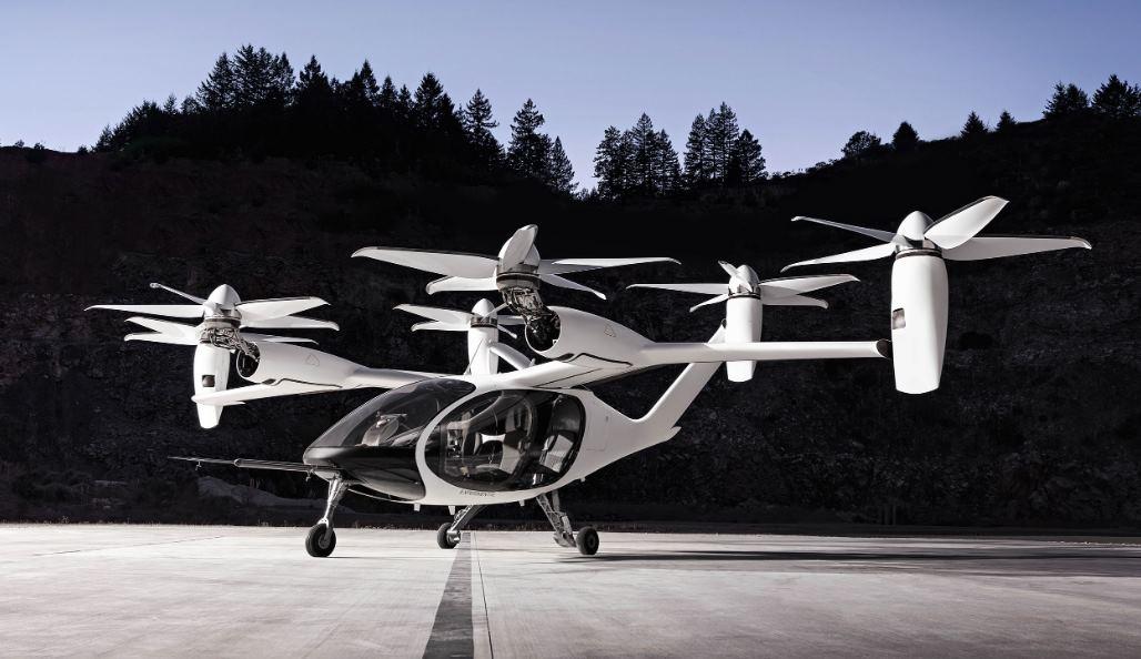 Toyota invierte 400 millones de dólares en empresa de coches voladores