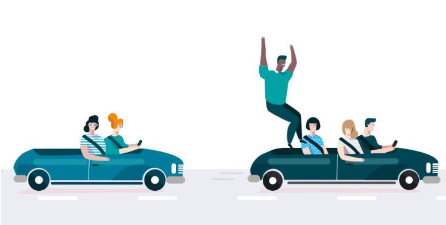 Cómo funciona el algoritmo Smart Stopover de BlaBlaCar