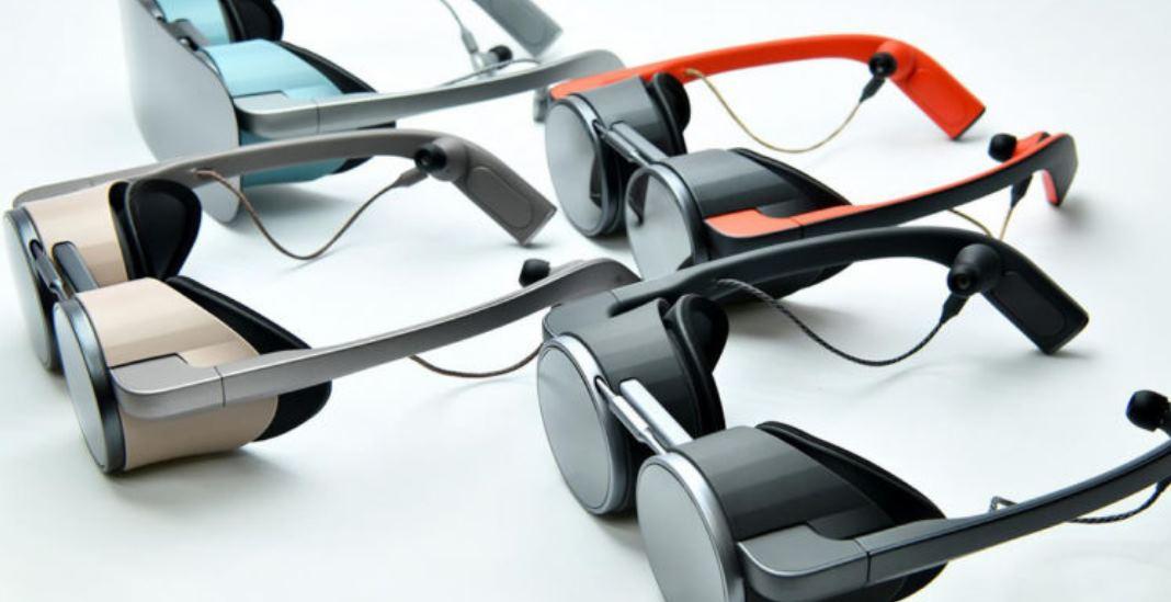 Las gafas de Realidad Virtual de Panasonic