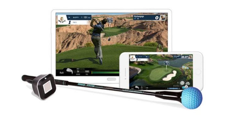 simulador golf