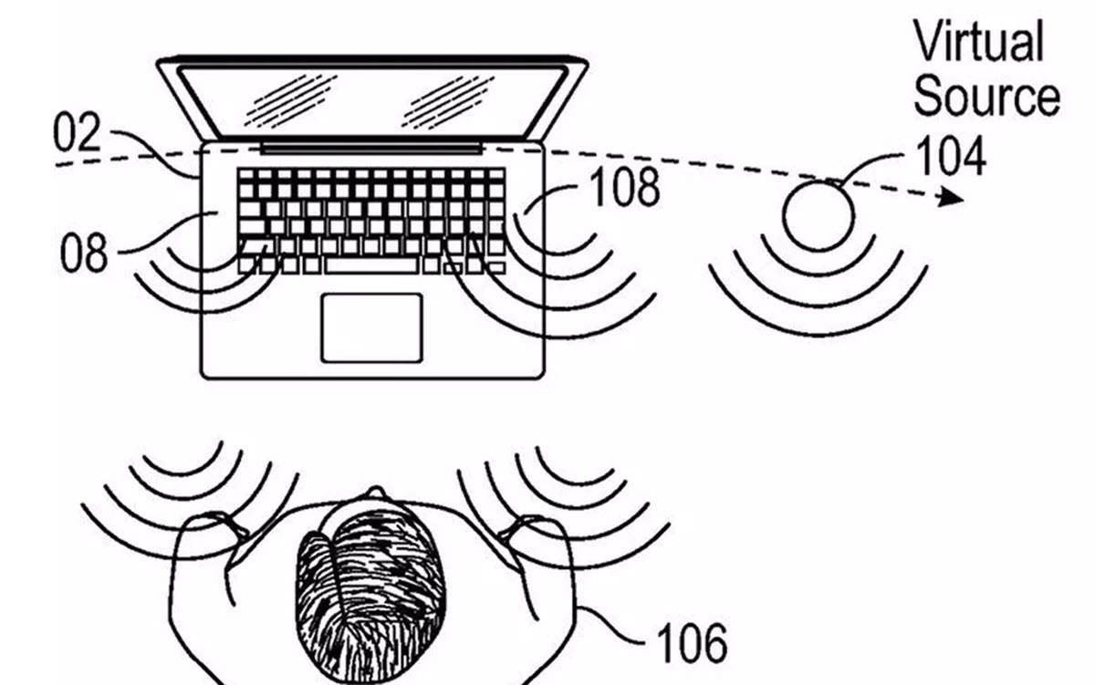 Apple quiere desarrollar un sistema de altavoces virtuales