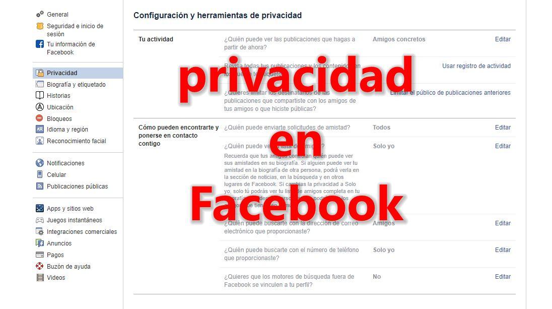 Facebook nos explica lo que está haciendo para mejorar la privacidad de nuestros datos