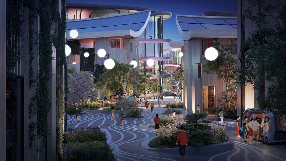 Toyota construirá un prototipo de ciudad del futuro en Japón