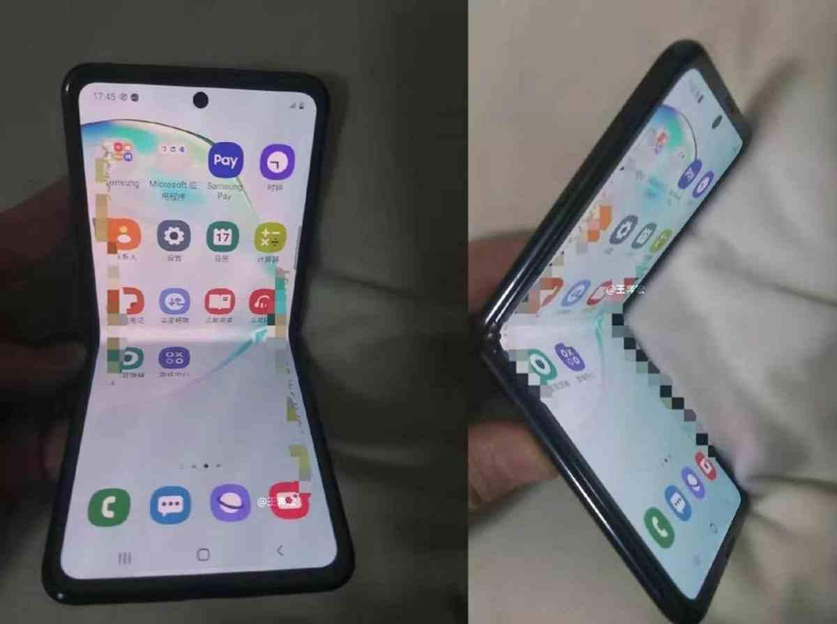 Estas son las características del segundo teléfono plegable de Samsung, según filtraciones