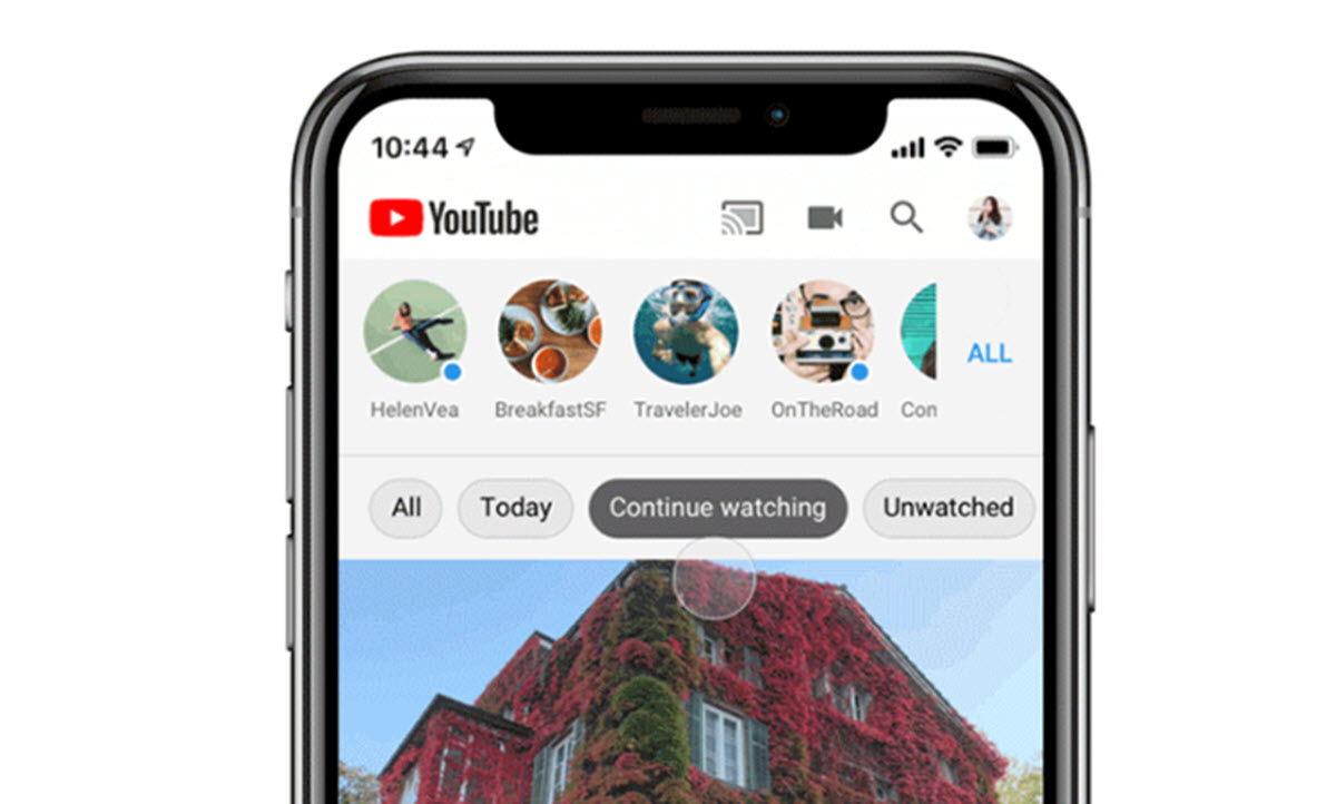 YouTube tiene una nueva dinámica para ver las suscripciones