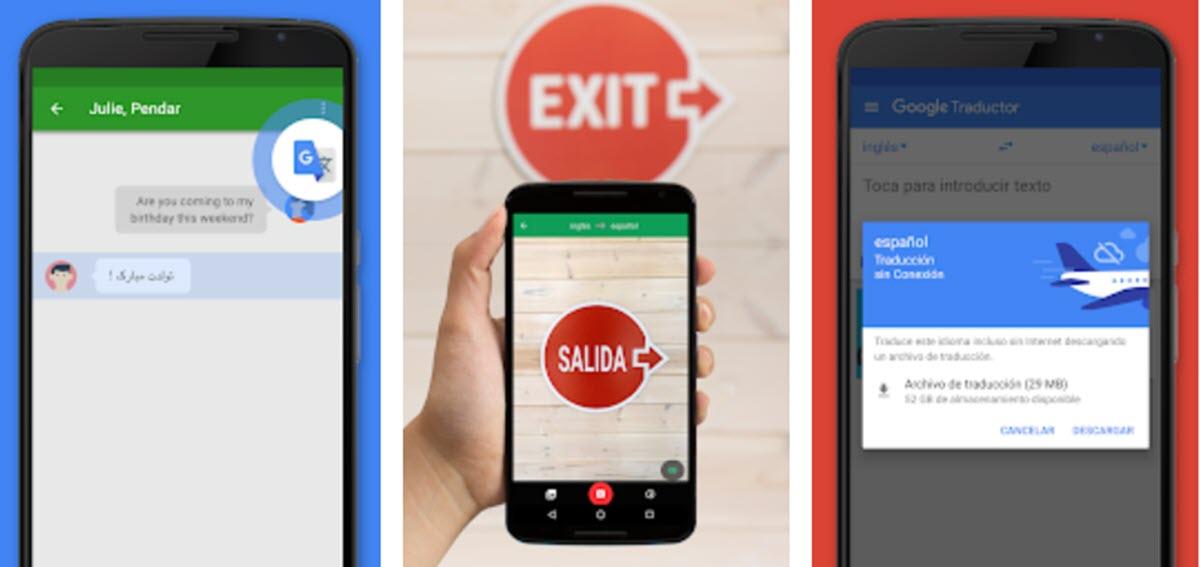 El traductor de Google añadirá transcripciones en tiempo real