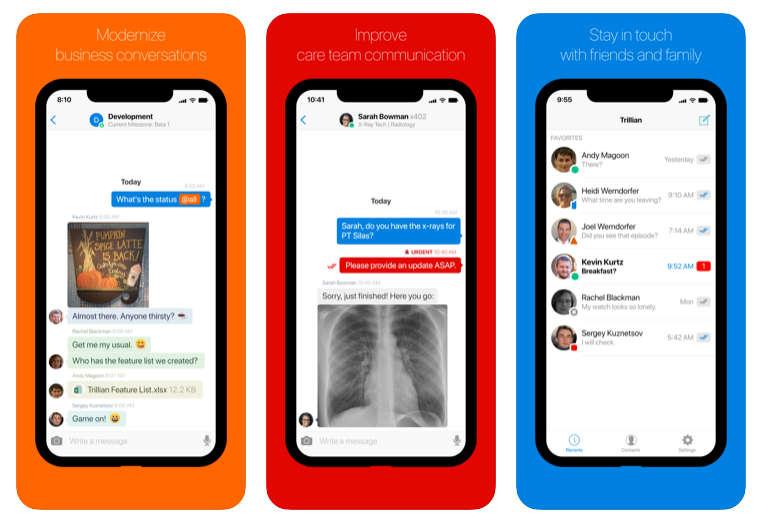 Trillian, la aplicación de mensajería que se resiste a morir