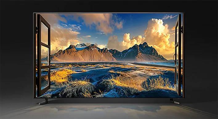 Los nuevos televisores de Samsung en la CES 2020