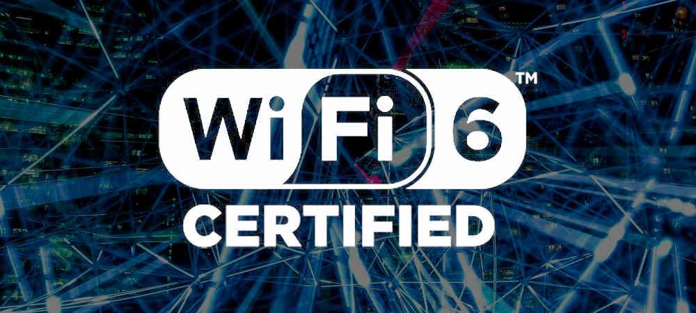 Conoce más sobre Wi-Fi 6, la nueva generación de este estándar