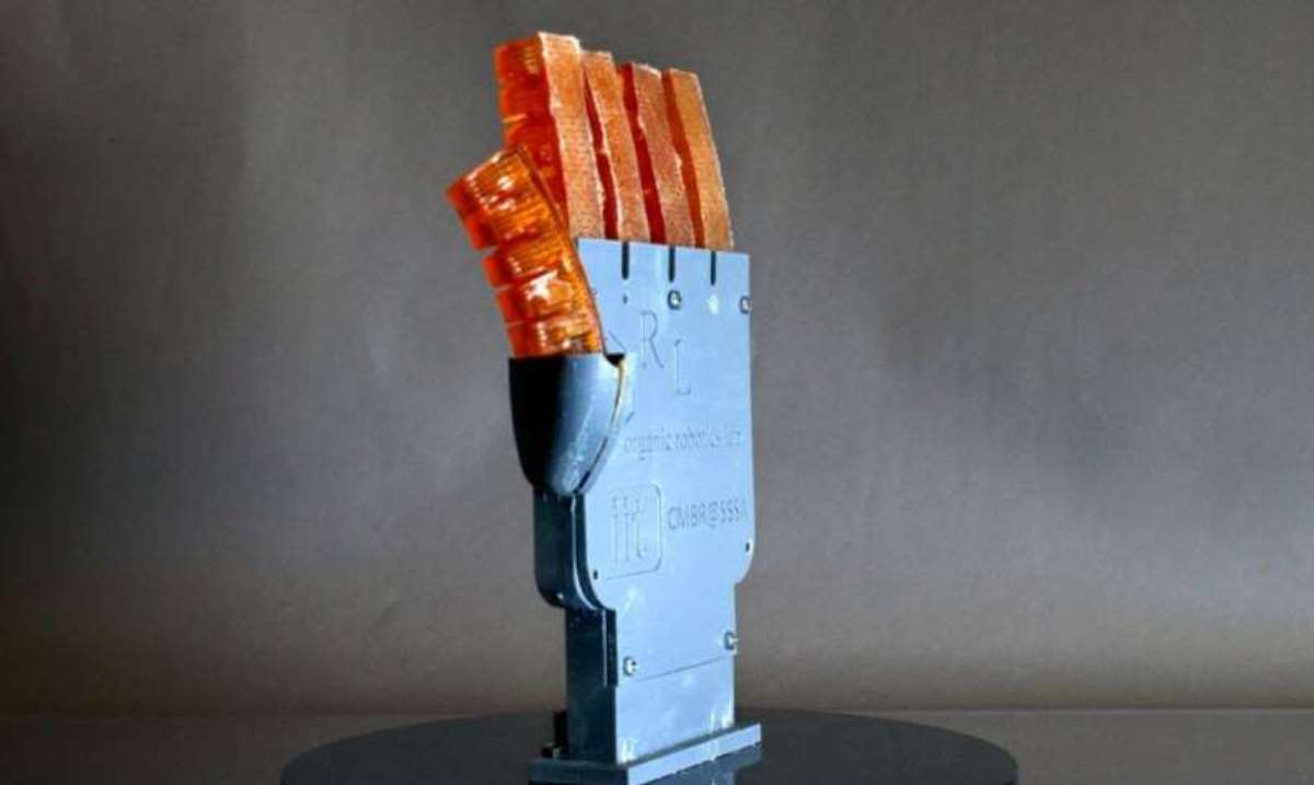 ¿Robots que sudan? Ahora es posible con la impresión 3D