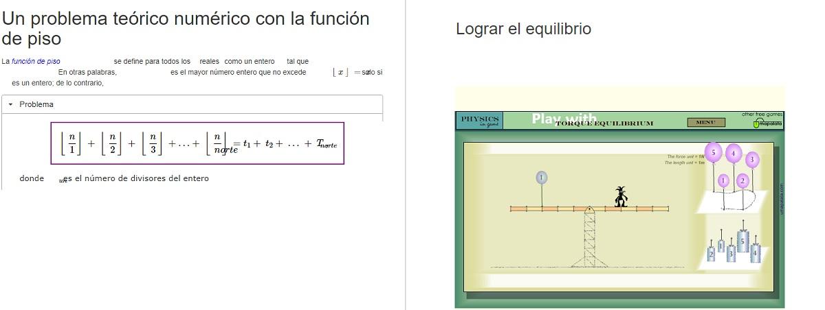 Cut The Knot, sitio web ideal para los amantes de las matemáticas, álgebra, geometría y más