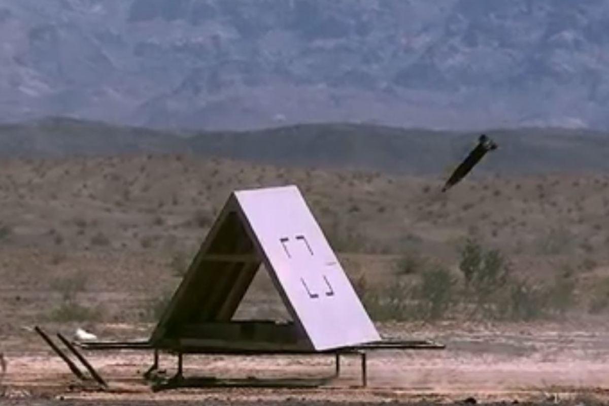 Estados Unidos prueba a Excalibur S, su nueva arma militar
