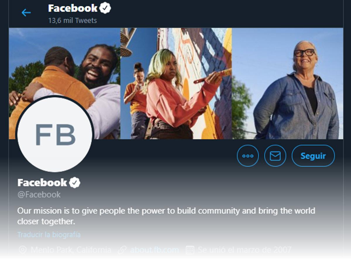 Cuentas de Facebook en Instagram y Twitter fueron hackeadas