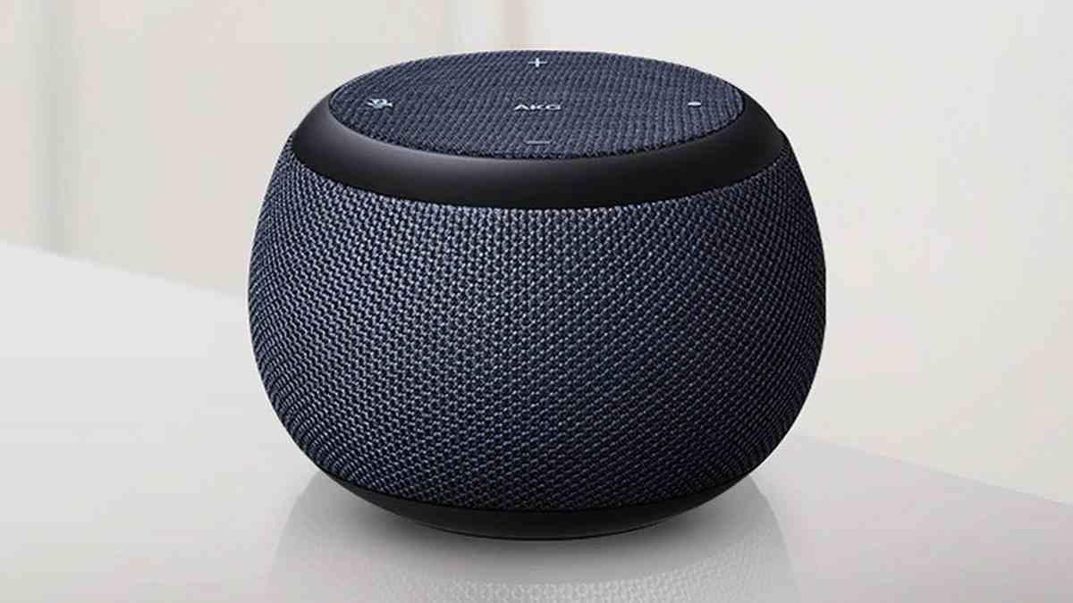 A Samsung se le escapa el anuncio con la fecha de lanzamiento de su pequeño altavoz inteligente