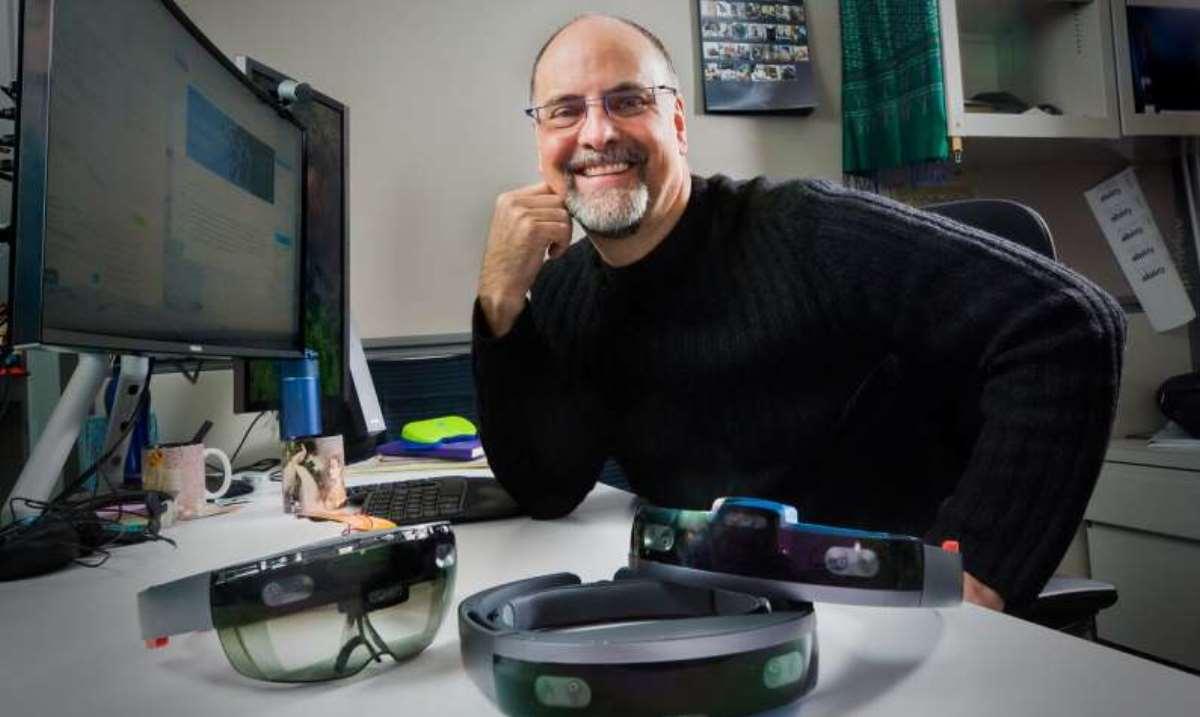Inteligencia artificial para personas con deficiencia visual