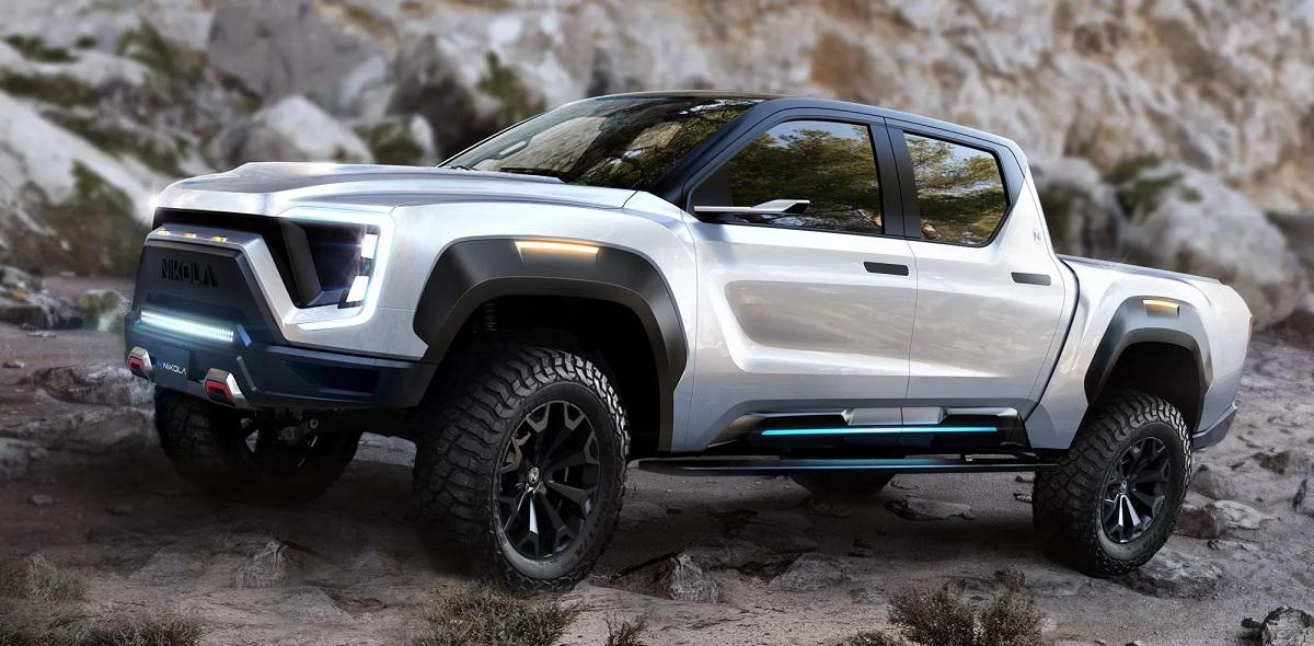 Nikola Badger, la pickup que tendrá casi 1.000 km de autonomía y será la competencia de la Tesla Cybertruck