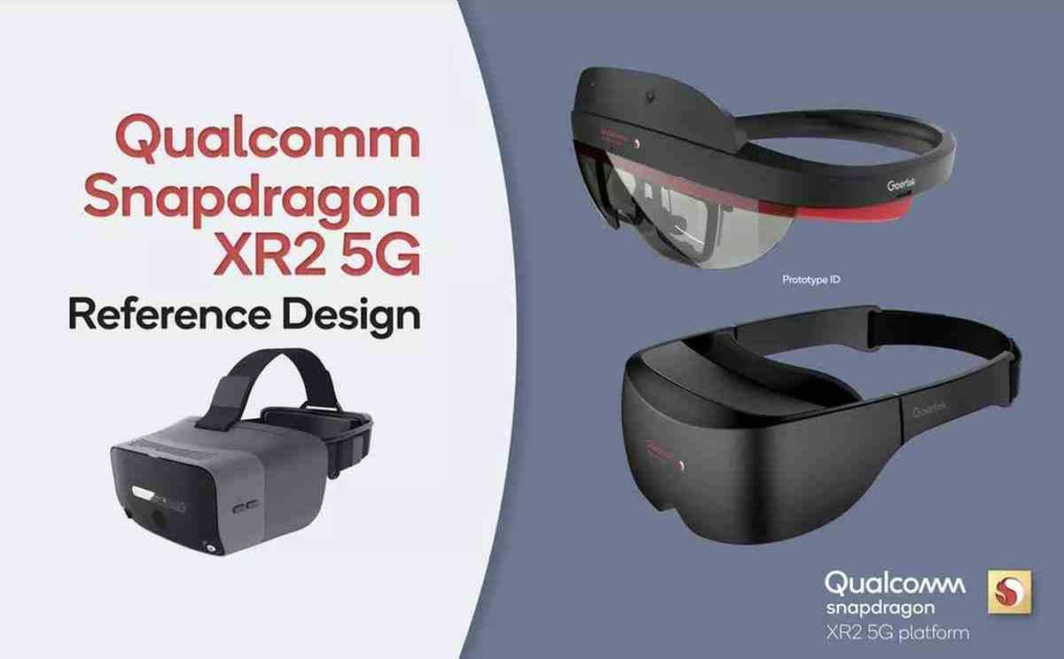 Qualcomm presenta sus gafas de de referencia para su último chipset de Realidad Virtual