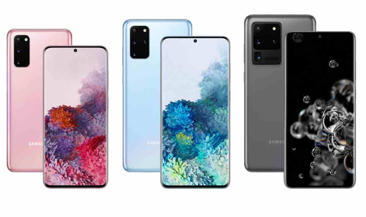 Llega la nueva serie Galaxy S20 de Samsung con experiencias multimedia llevadas a un nivel superior