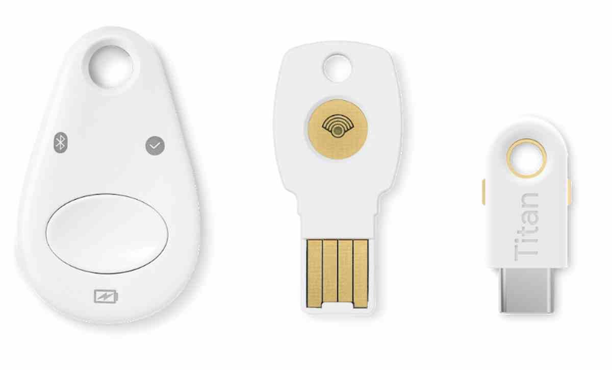 Google expande la disponibilidad de las llaves de seguridad Titan, llegando también a España