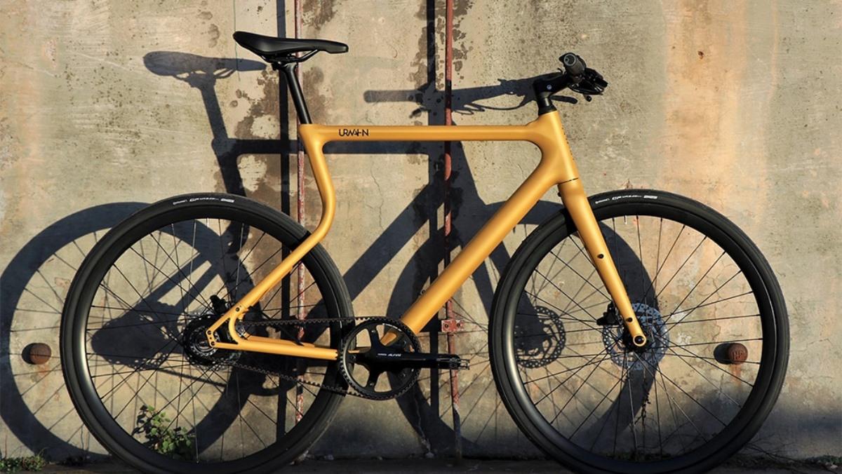 Bicicleta eléctrica, construida con impresión 3D, con hasta 140 km de autonomía