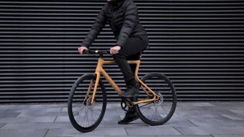 bicicleta impresa 3D