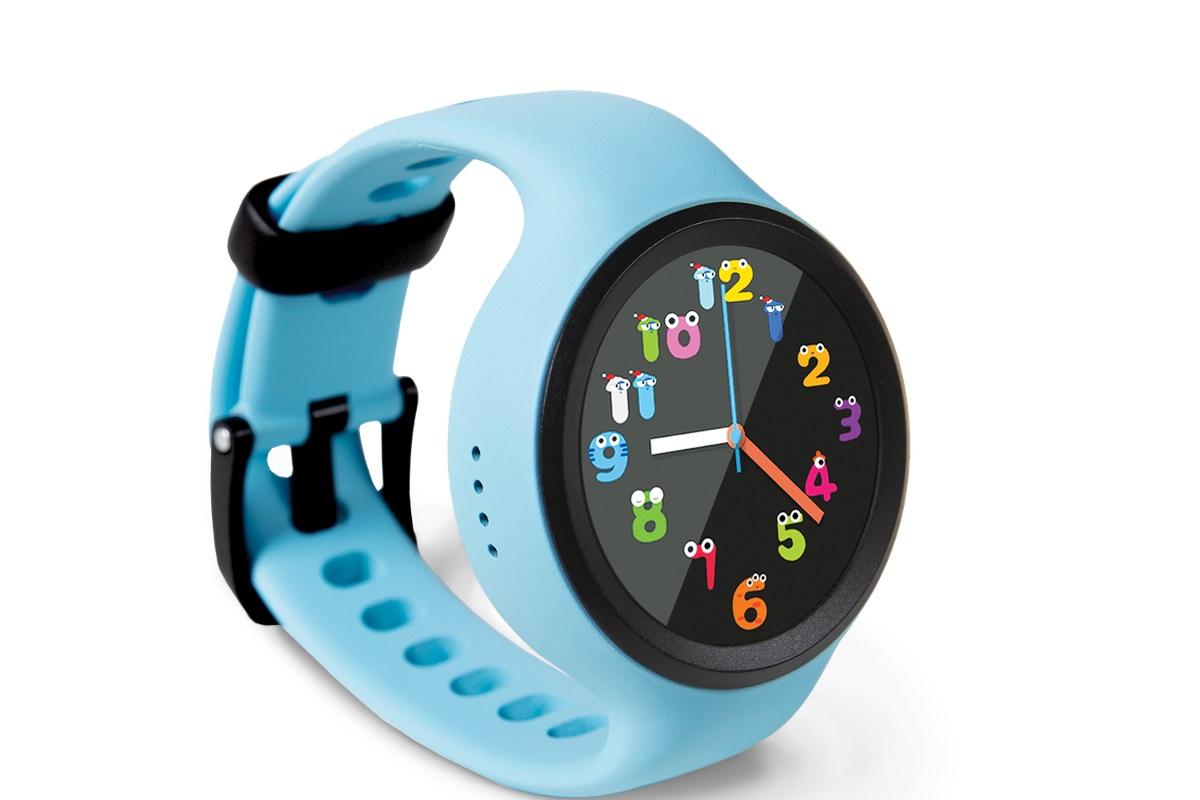 WatchMeGo, Reloj inteligente de geolocalización para niños