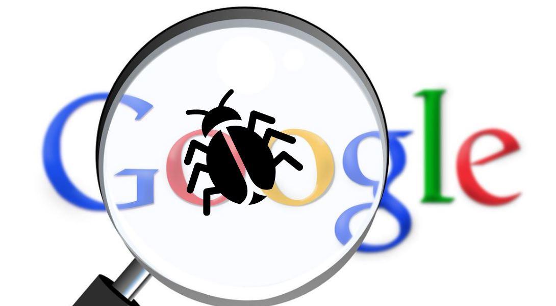 virus en google