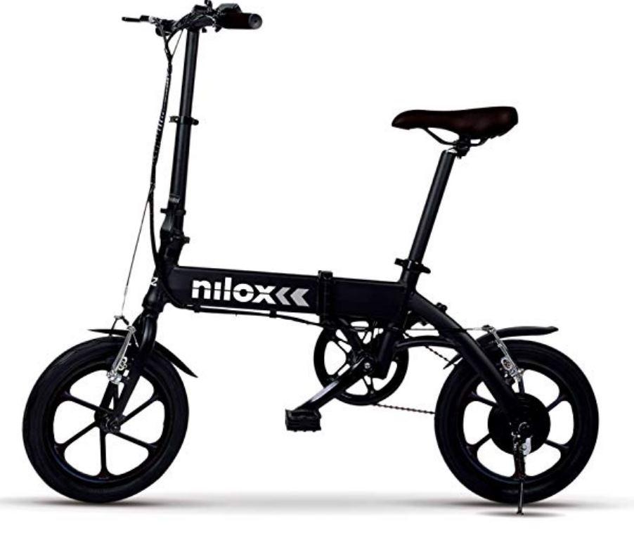 bicicleta eléctrica plegable barata