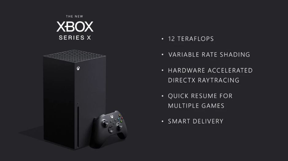 Más detalles sobre la nueva Xbox Series X