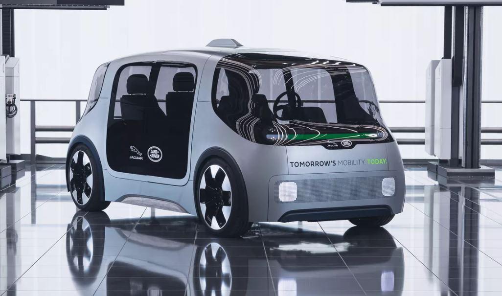 Jaguar Land Rover presenta su concepto de coche autónomo
