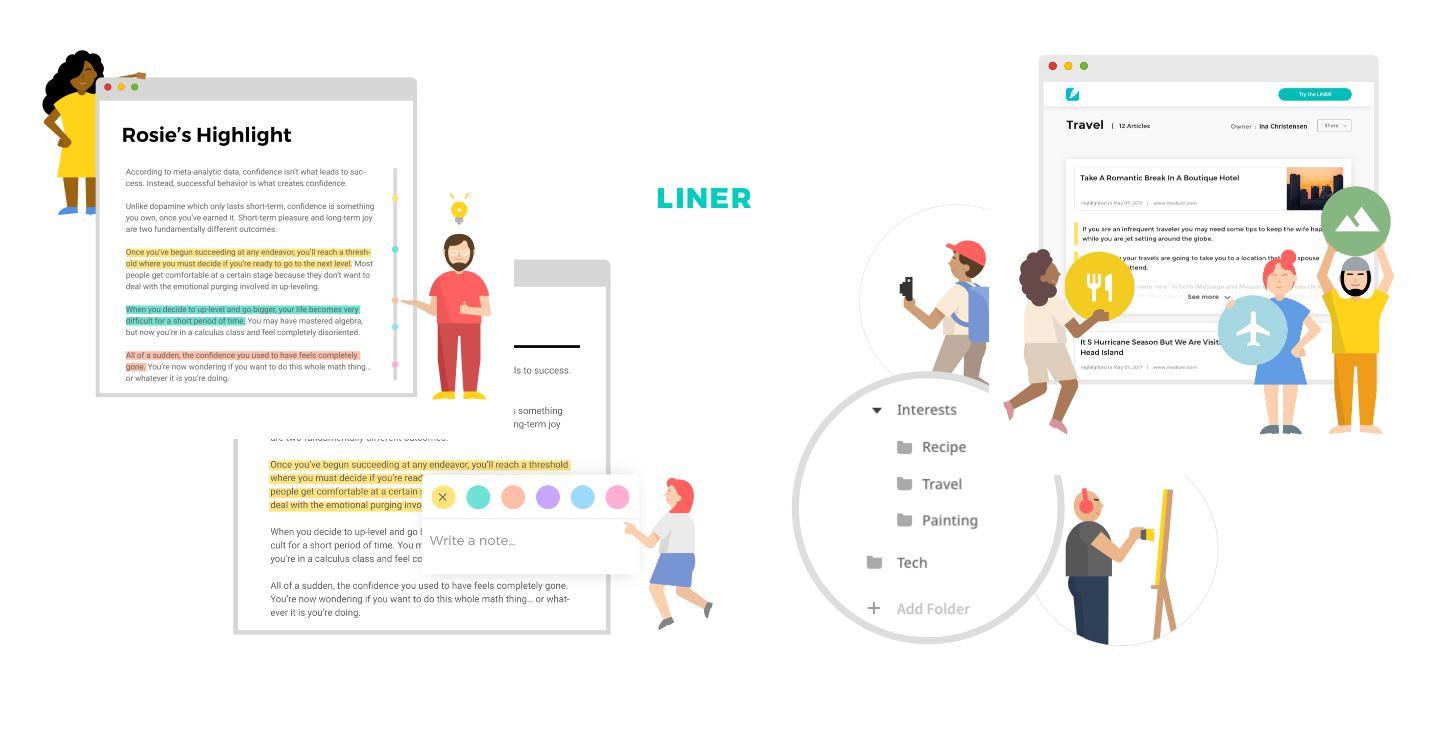 LINER, la extensión que no puede faltar entre estudiantes y profesionales