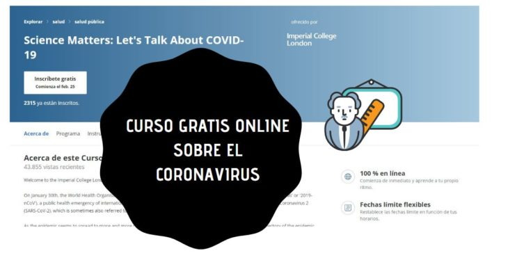 curso coronavirus