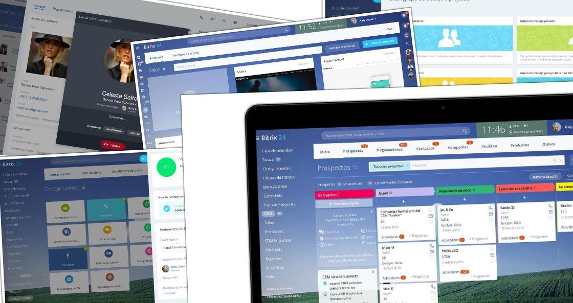 Bitrix24: El ecosistema de aplicaciones empresariales definitivo