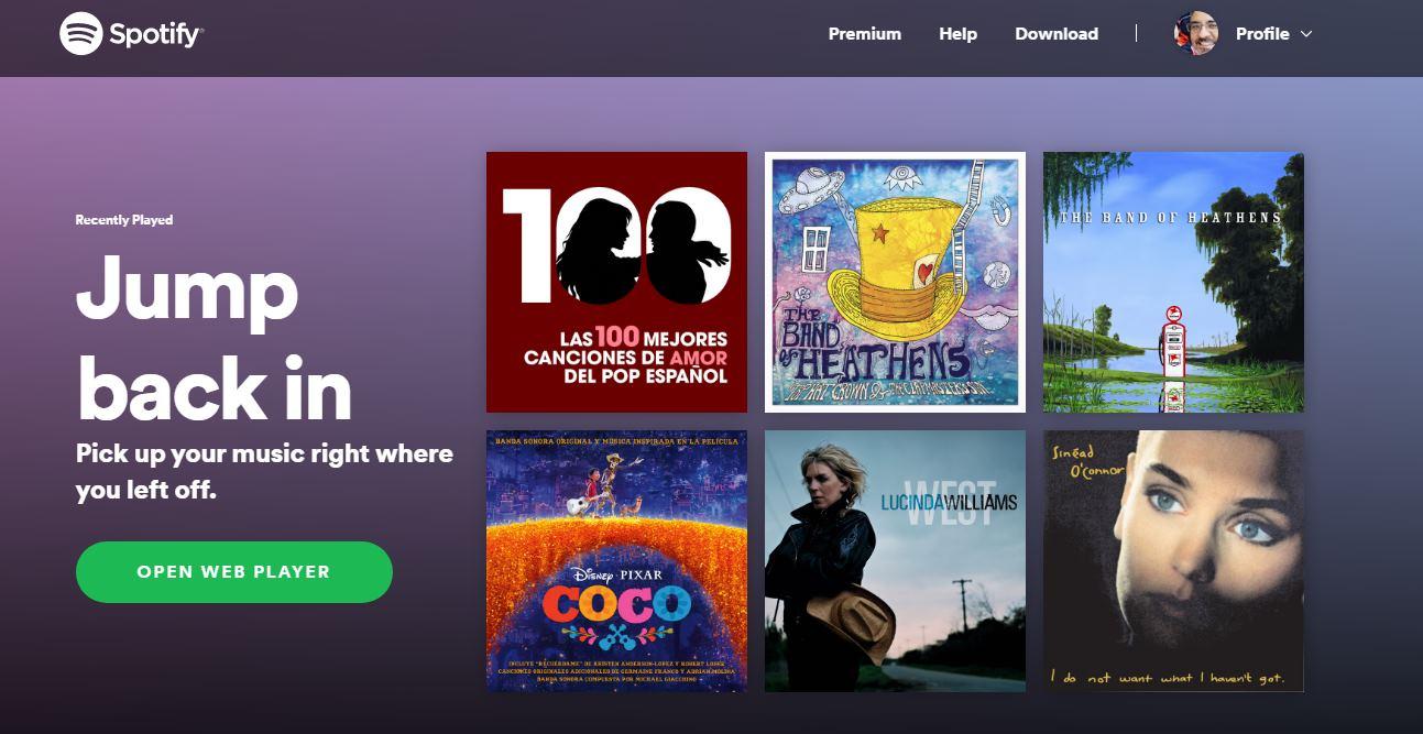 Spotify comienza a desplegar las letras sincronizadas de canciones a más usuarios