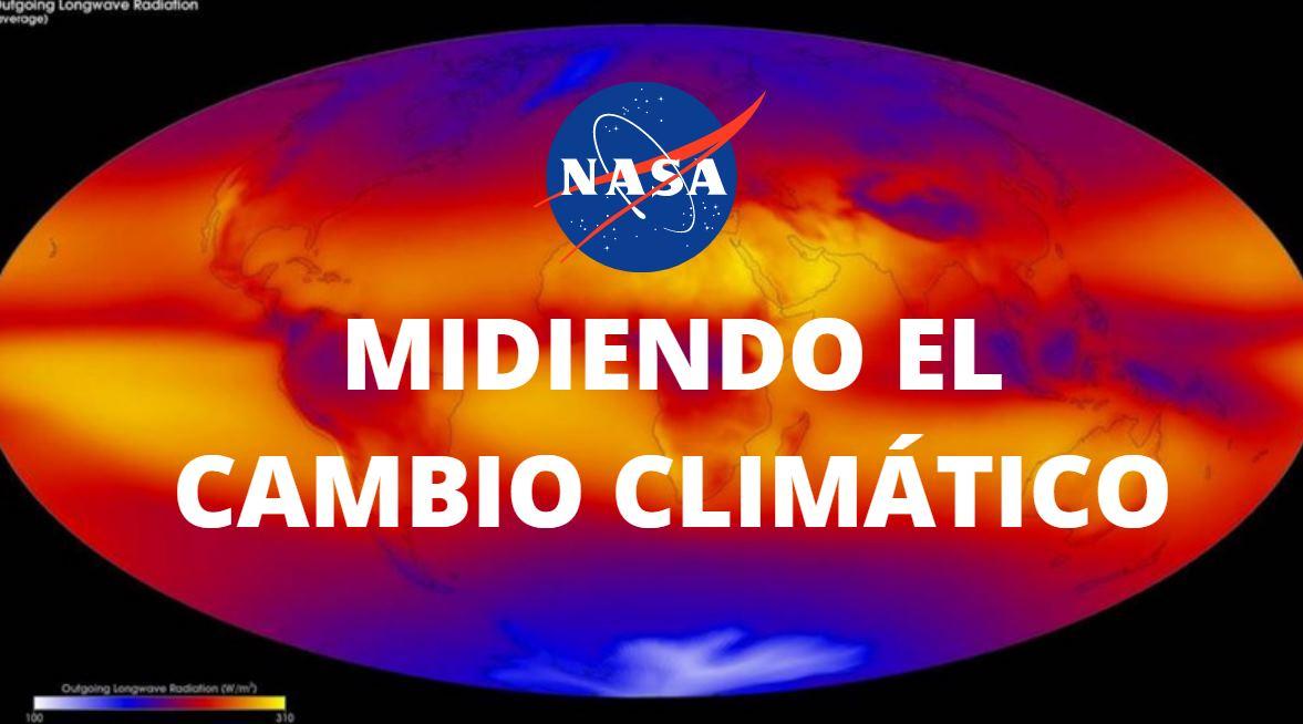 NASA presenta nueva herramienta para medir el Cambio Climático