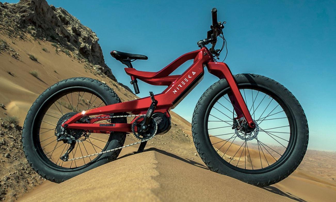 bicicleta electrica inmotion