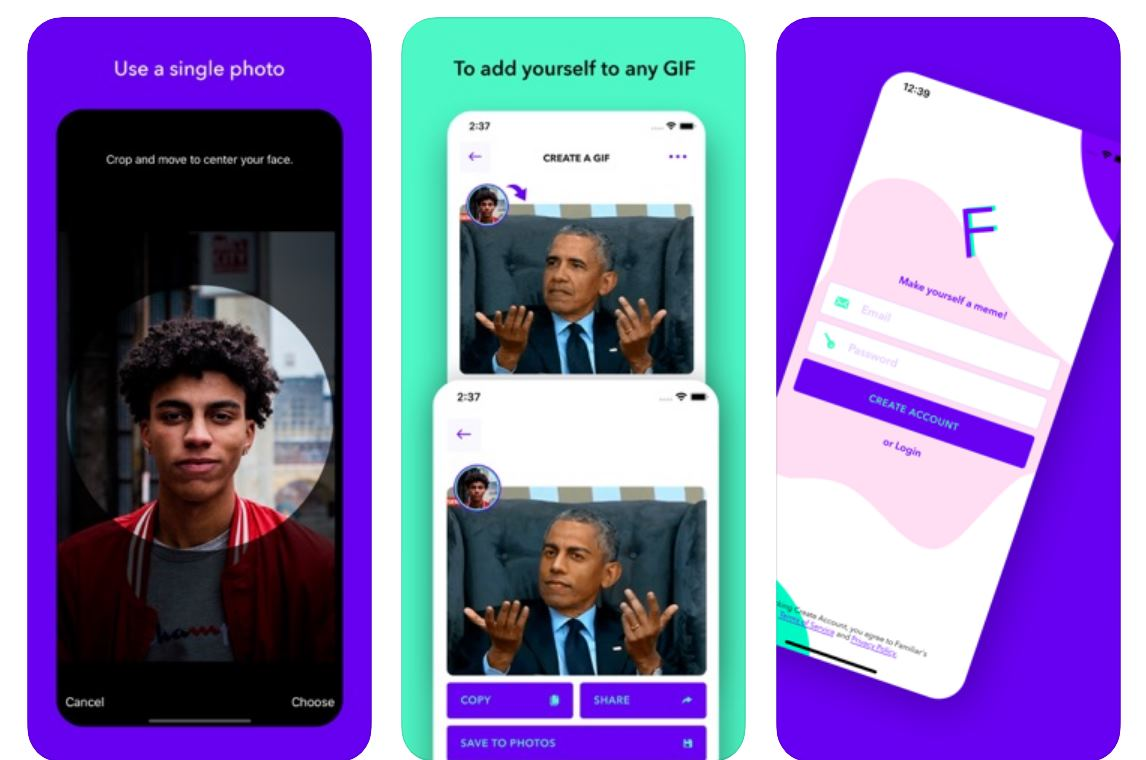 Una app para hacer Deepfakes con nuestro móvil