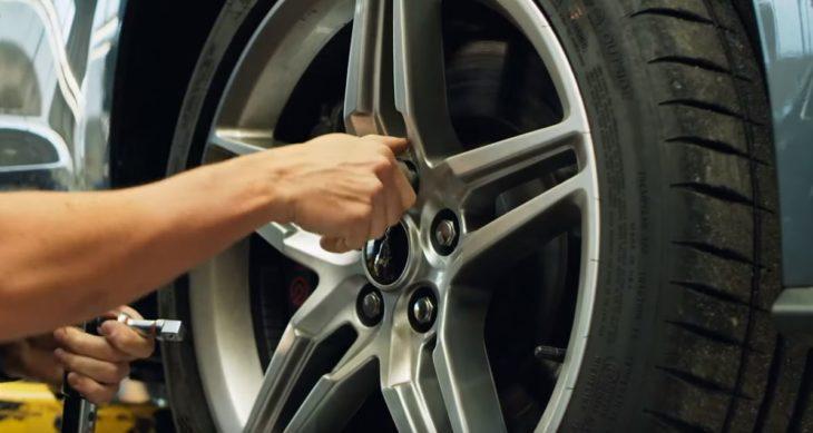 ruedas 3D Ford