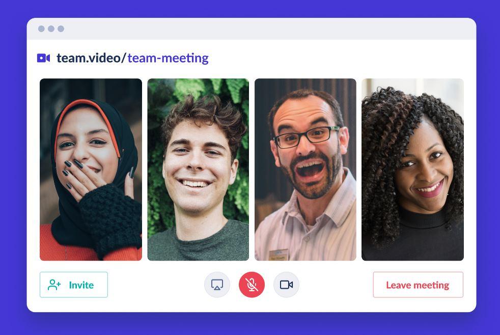 Team Video – una excelente forma de preparar sesiones de videoconferencia