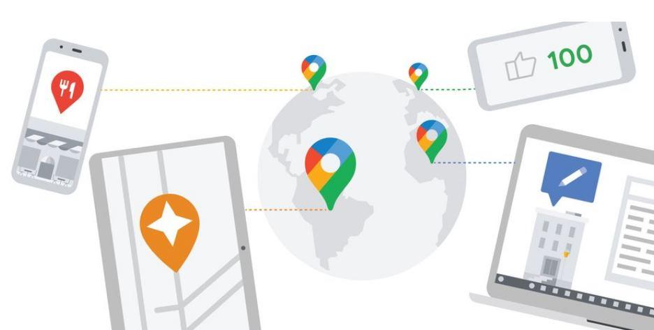 Google eliminó 75 millones de opiniones de Google Maps en 2019