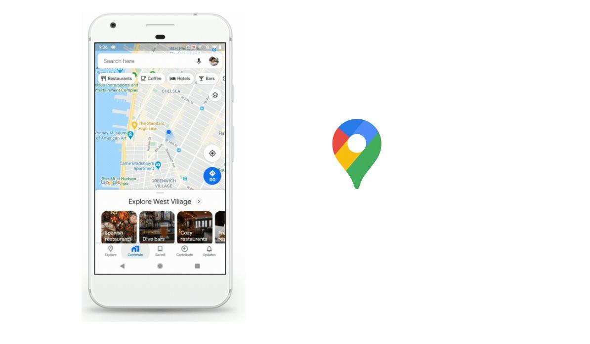Google maps se renueva para celebrar sus 15 años