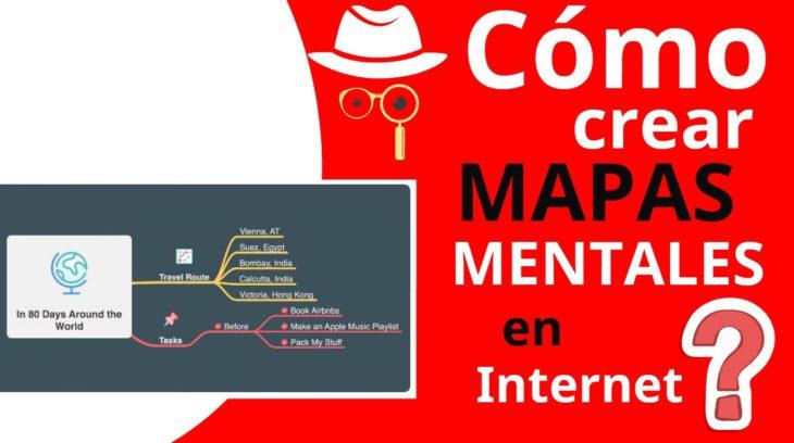 Crear mapas mentales
