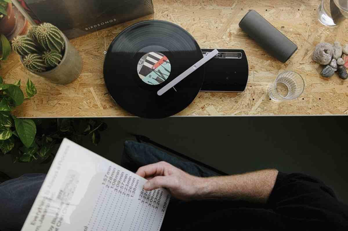 coturn CT-01, un tocadiscos portátil de calidad que busca financiación en Kickstarter