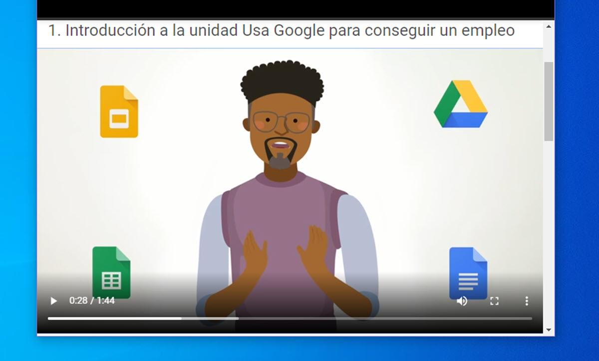 Cursos gratuitos de Google para mejorar tus habilidades digitales