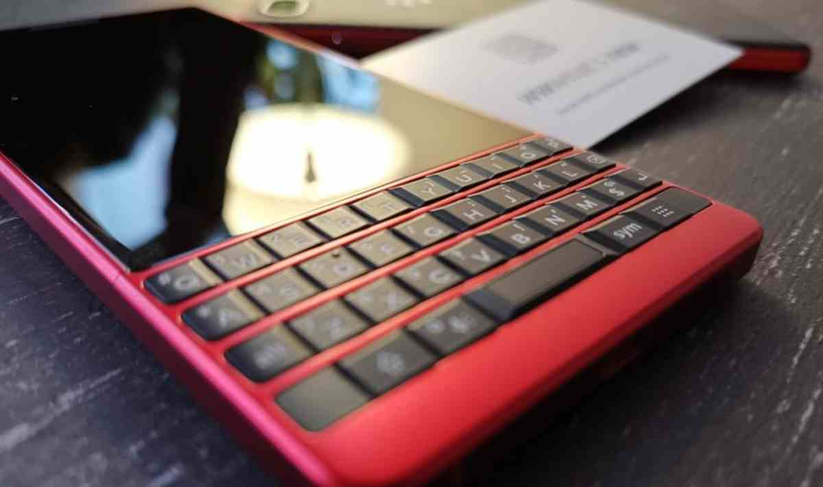 BlackBerry podría desaparecer como marca de teléfonos móviles inteligentes