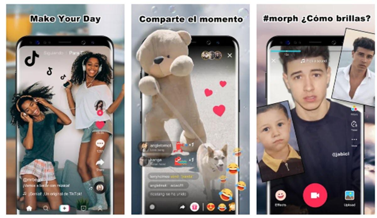TikTok prueba un diseño de perfil similar a Instagram