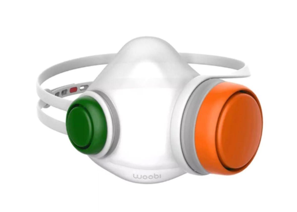 Xiaomi patenta mascarilla inteligente diseñada para ser usada en ciudades con aire contaminado
